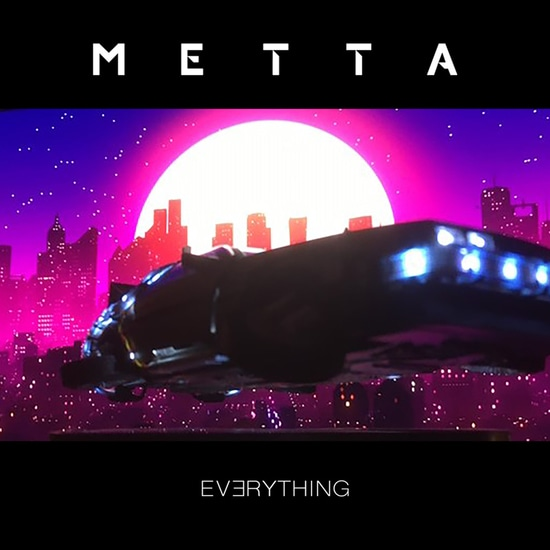 Artwork for METTA - Everything
